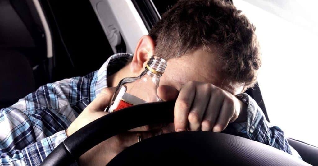 alcohol and driving - don't drink and drive