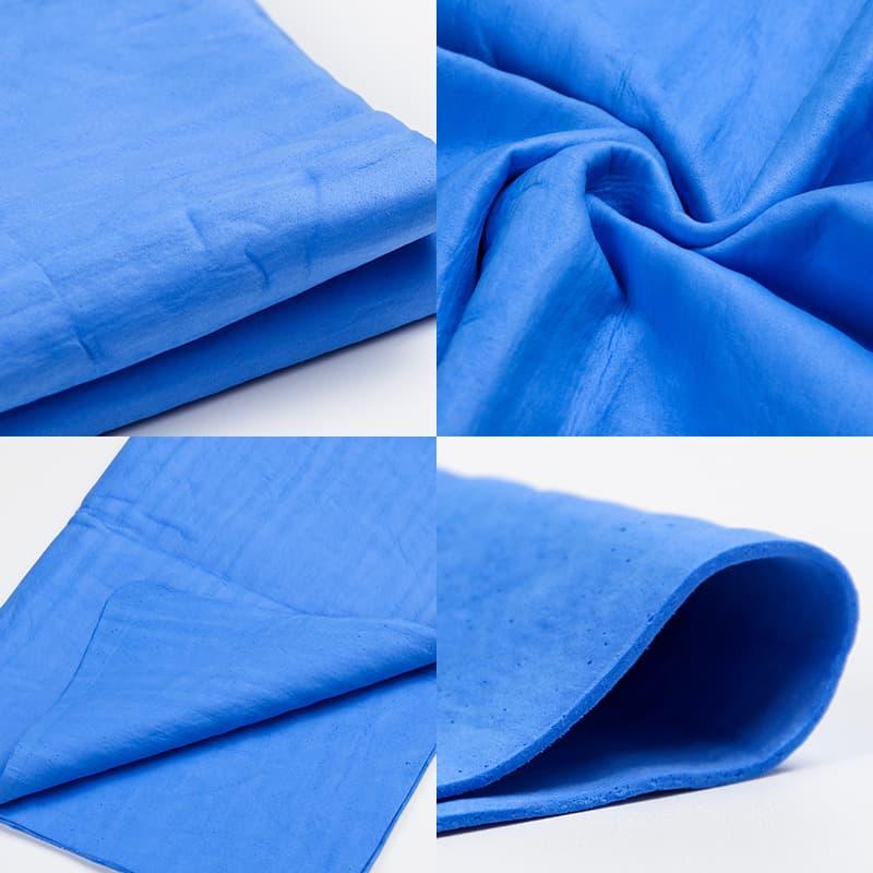Car Washing Towels (PVA) Super Absorbent Soft Vehicle Cloth - Multiple Color Option
